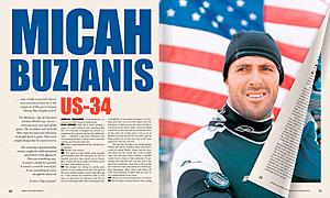 Micah Buzianis US-34