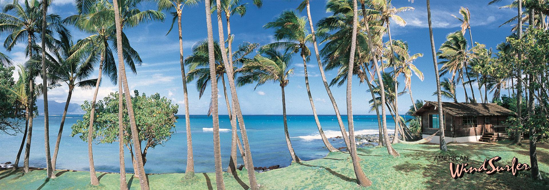 Beachside resort on Maui, Hawaii